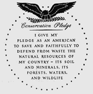picture about Cub Scout Outdoor Code Printable identified as Out of doors Code - Out of doors Ethics BSA